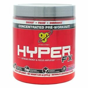 BSN Hyper FX - Watermelon - 30 Servings-0