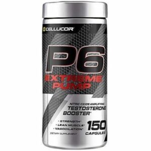 Cellucor P6 Extreme Pump - 150 Capsules-0