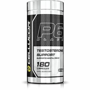 Cellucor P6 Black - 180 Capsules-0