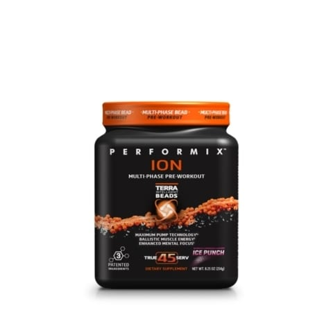 Performix ION Ice Punch Multi-phase Pre Workout - 45 Servings-0