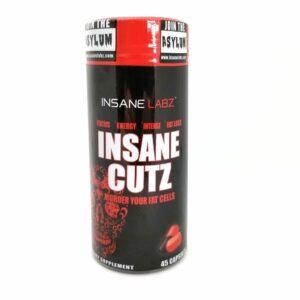 Insane Cutz - 45 Capsules - Insane Labz-0