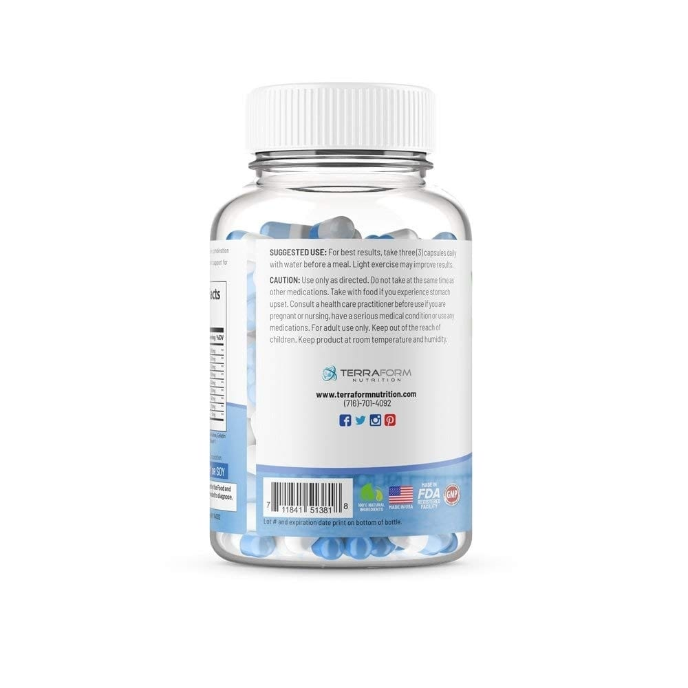 VivaFlex Superior Joint Support – 90 Capsules - TerraForm Nutrition-137