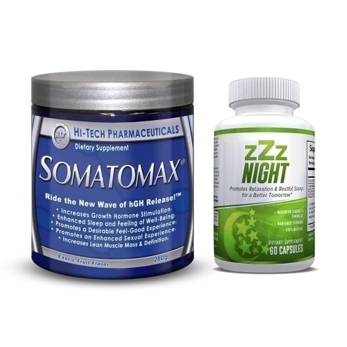 Somatomax Exotic Fruit & ZZZ Night Combo-0