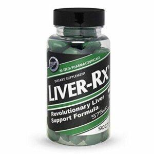 Hi-Tech Liver-Rx - 90 Tablets-0
