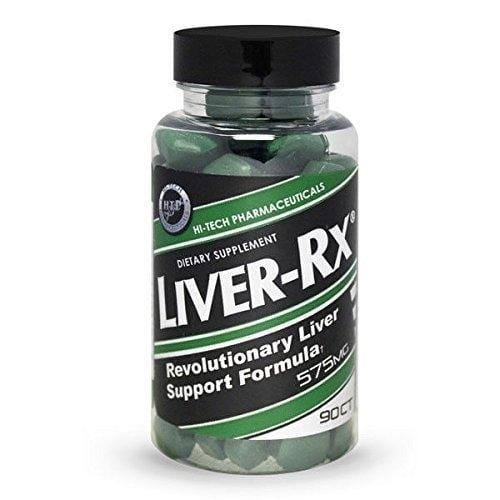 Hi-Tech Liver-Rx - 90 Tablets-0