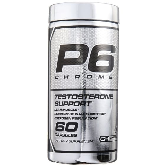 Cellucor P6 Chrome - 60 Capsules-0