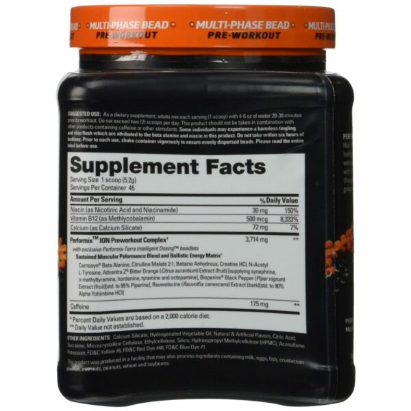 Performix ION Ice Punch Multi-phase Pre Workout - 45 Servings-48