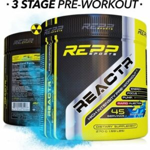 Repp Sports Reactr - Blue Magic - 45 Servings-0