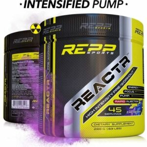 Repp Sports Reactr - Zap Berry - 45 Servings-0