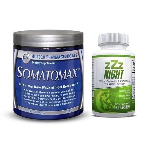 Somatomax Lemon Drop & ZZZ Night Combo-0