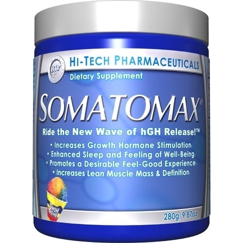 Somatomax - Snow Cone - 20 Servings-0