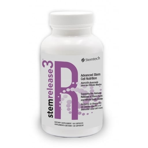 StemRelease 3 - 60 Capsules - Stemtech Health.-0