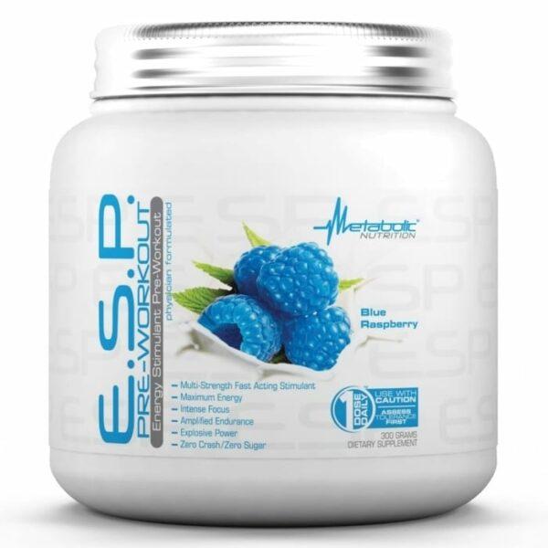 Metabolic Nutrition ESP Blue Raspberry - 90 Servings-0