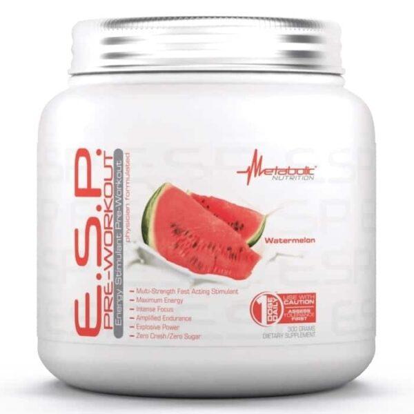 Metabolic Nutrition ESP Watermelon - 90 Servings-0