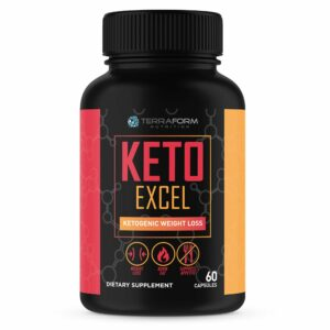 Keto Excel – Maximize The Keto Diet – 60 Capsules-0
