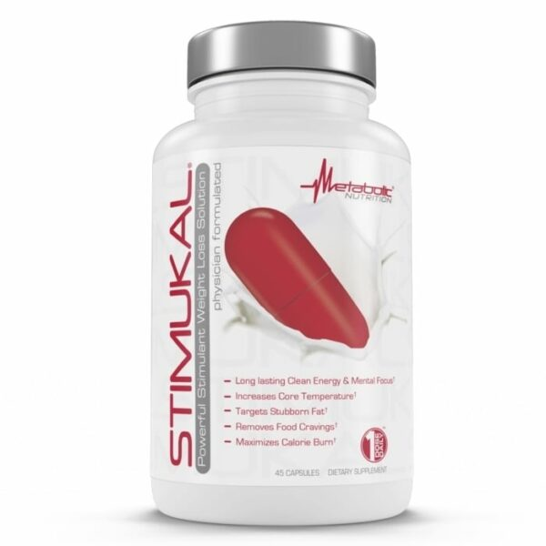 Metabolic Nutrition Stimukal - 45 Capsules-0
