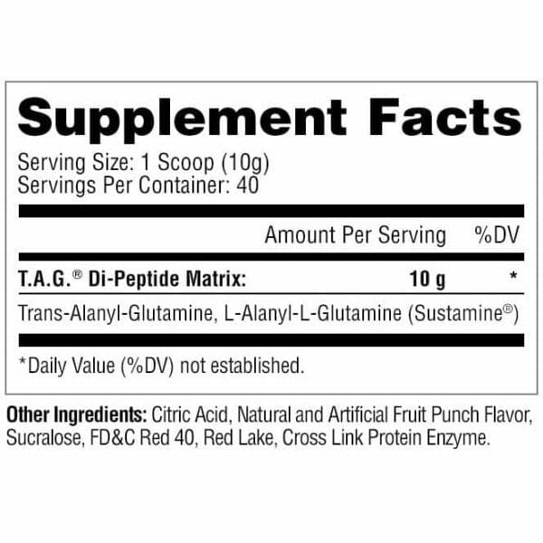 Metabolic Nutrition TAG - Unflavored-441
