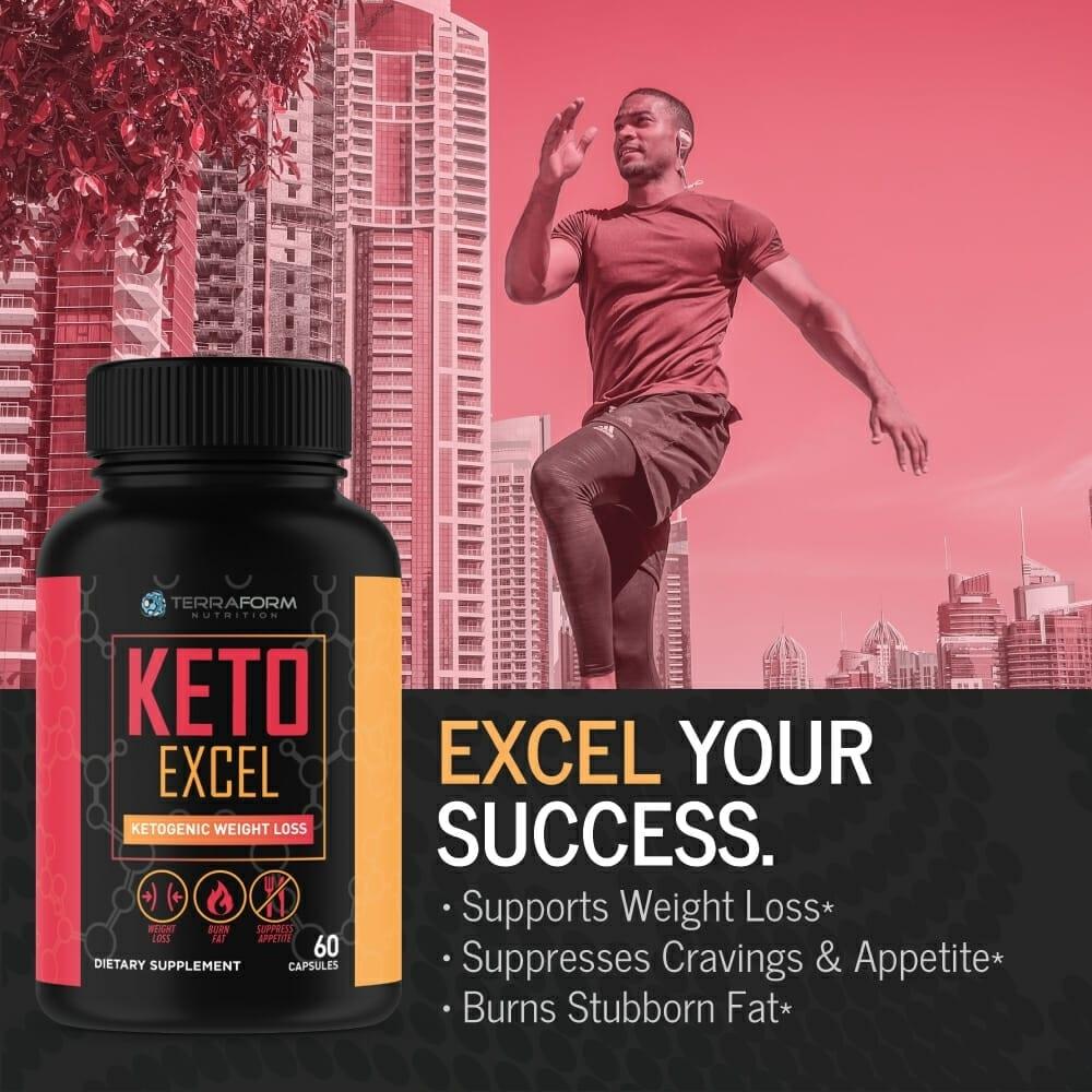 Keto Excel – Maximize The Keto Diet – 60 Capsules-512