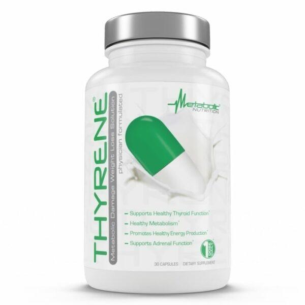 Metabolic Nutrition Thyrene - 30 Capsules-0