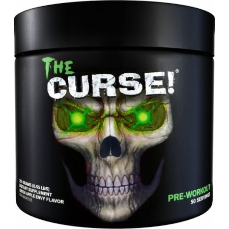The Curse - Green Apple Envy - Cobra Labs - 50 Servings-0