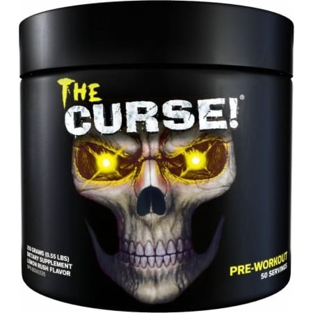 The Curse - Lemon Rush - Cobra Labs - 50 Servings-0