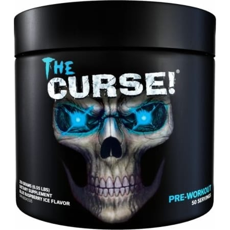 The Curse - Blue Raspberry Ice - Cobra Labs - 50 Servings-0
