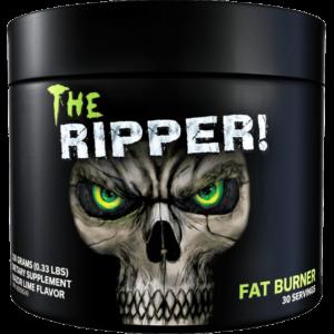 The Ripper - Fat Burner - Razor Lime - 30 Servings - Cobra Labs-0