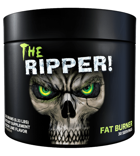 The Ripper - Fat Burner - Razor Lime - 30 Servings - Cobra Labs-0