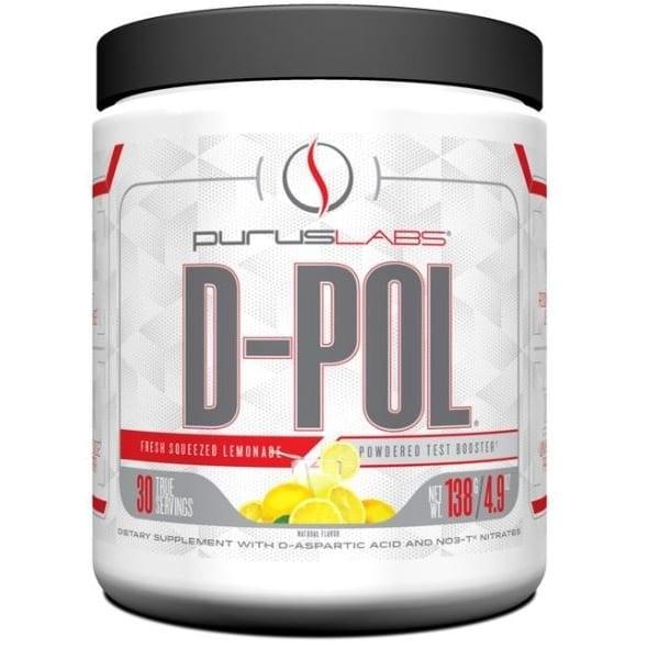 D-POL - Fresh Squeezed Lemonade - 30 Servings by Purus Labs-0