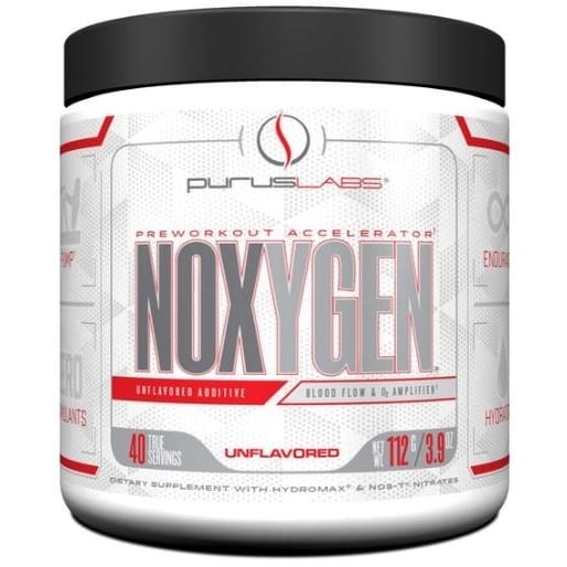 Noxygen - Unflavored - 40 Servings by Purus Labs-0