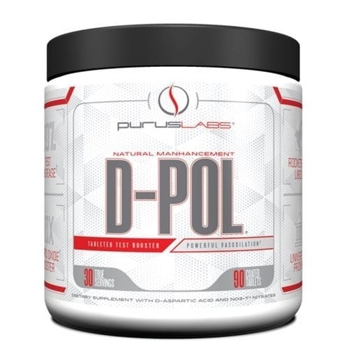 D-POL - 90 Tablets by Purus Labs-0