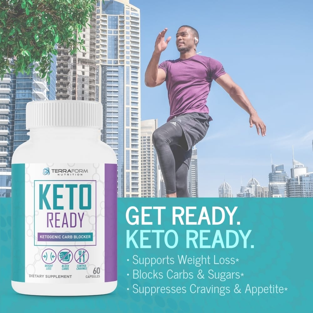 Premium Keto Stack - Keto Excel Weight Loss & Keto Ready Carb Blocker - 30 Day Supply-754